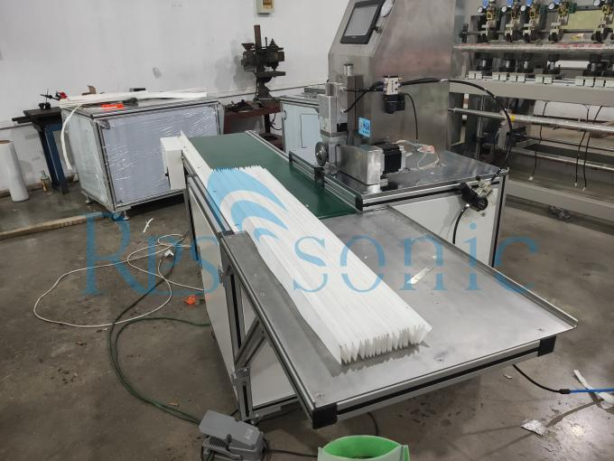 Rotary Ultrasonic  Welding Machine High Efficiency Continues  Filter Sealing 0