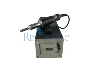 Alloy Horn 35khz 500w Handheld Ultrasonic Welder 1